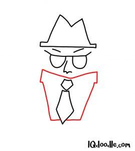 doodle a spy