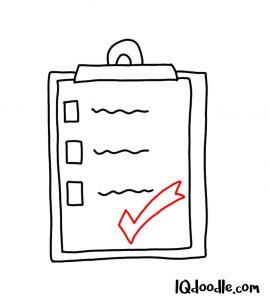 doodle a task