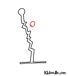 doodling risk-taking