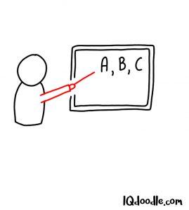 doodling teaching