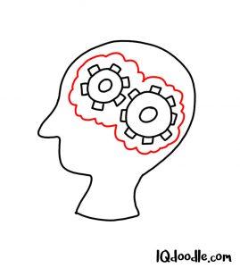doodle thinking