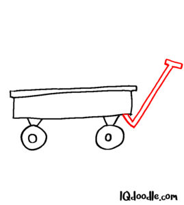 how to doodle wagon 04